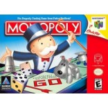 Nintendo 64 Monopoly (Pre-Played) N64