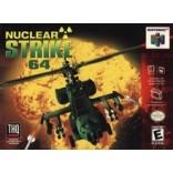 Nintendo 64 Nuclear Strike 64 (Pre-Played) N64