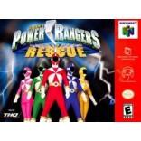 Nintendo 64 Power Rangers: Lightspeed Rescue (Pre-Played) N64