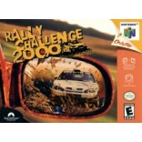 Nintendo 64 Rally Challenge 2000 (Pre-Played) N64