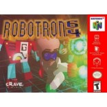 Nintendo 64 Robotron 64 (Pre-Played) N64