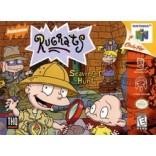 Nintendo 64 Rugrats: Scavenger Hunt (Pre-Played) N64