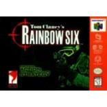 Nintendo 64 Tom Clancy's Rainbow Six (Pre-Played) N64