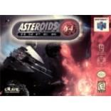 Nintendo 64 Asteroids Hyper 64 (Pre-Played) N64