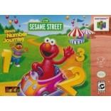 Nintendo 64 Sesame Street: Elmo's Number Journey (Pre-Played) N64