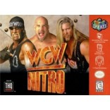 Nintendo 64 WCW Nitro (Pre-Played) N64