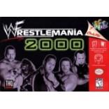 Nintendo 64 WWF WrestleMania 2000 (Pre-Played) N64
