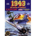 Original Nintendo 1943 Pre-Played - NES