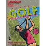 Original Nintendo Bandai Golf: Challenge Pebble Beach (Cartridge Only) - NES