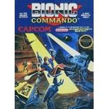 Original Nintendo Bionic Commando ( cartridge only) NES