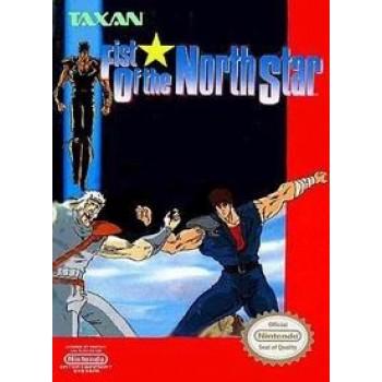 Original Nintendo Fist of the North Star Pre-Played - NES