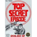 Original Nintendo Golgo 13: Top Secret Episode ( Cartridge Only) - NES