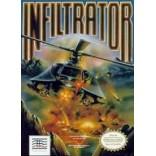 Original Nintendo Infiltrator (Cartridge Only) - NES