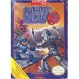 Original Nintendo Mega Man 3 Pre-Played - NES Megaman 3