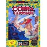 Original Nintendo Cobra Command Pre-Played - NES