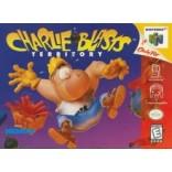 Nintendo 64 Charlie Blast's Territory (Pre-played) N64