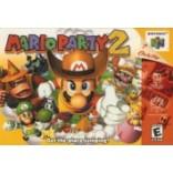 Nintendo 64 Mario Party 2 - N64 Mario Party 2 - Game Only