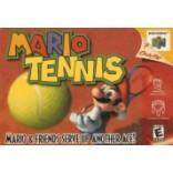 Nintendo 64 Mario Tennis - N64 Mario Tennis - Game Only