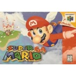 Nintendo 64 Super Mario 64 - N64 Super Mario 64 - Game Only