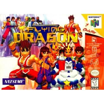 Nintendo 64 Flying Dragon (Cartridge Only)