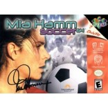 Nintendo 64 Mia Hamm Soccer 64 (Pre-Played) N64