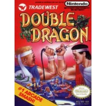 Nintendo Nes Double Dragon (cartridge Only)