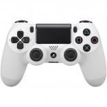 PS4 - Controller - Wireless - DualShock 4 - Glacier White (Sony)