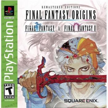 PS - Game - Final Fantasy - Origins