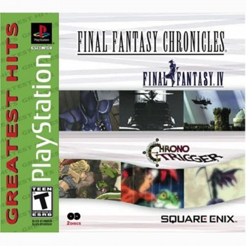 Ps Game Final Fantasy Chronicles 662248901015
