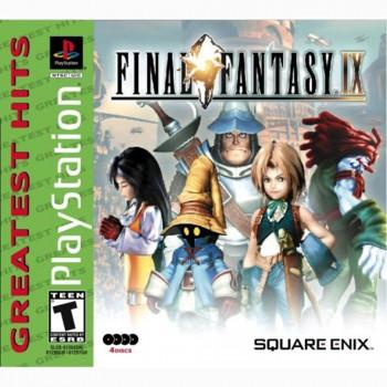 PS - Game - Final Fantasy - IX 9