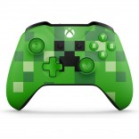 Xbox One S - Controller - Wireless - 3.5mm - Minecraft Creeper (Microsoft)