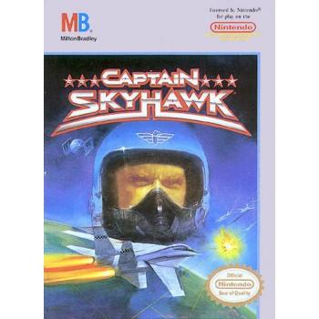 Original Nintendo Captain Skyhawk Pre-Played - NES