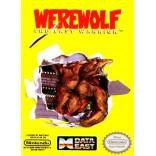 Original Nintendo Werewolf: The Last Warrior (Cartridge Only - NES