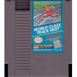 Original Nintendo World Class Track Meet (Cartridge Only) - NES