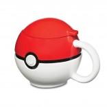 Novelty - Ceramic Mugs - Pokemon - Poke Ball with Lid