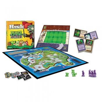 Plant Vs. Zombies Risk Board Game