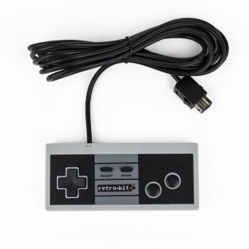NES Classic Console Wired Controller - Retro 8 Pro Controller (Retro-Bit)