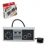 NES - Controller - Wired - 8-Bit - Classic Color (Retro-Bit)