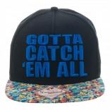 Novelty - Hats - Pokemon - Catch Em All Snapback