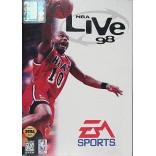 Sega Genesis NBA Live 98 Pre-Played - GEN
