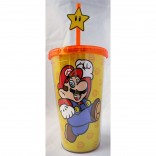 Novelty - Travel Mugs - Super Mario - Mario 1UP Travel Mug