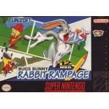 Super Nintendo Bugs Bunny Rabbit Rampage (Cartridge Only) - SNES