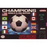 Super Nintendo Champions World Class Soccer (Cartridge Only) - SNES