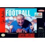 Super Nintendo John Madden Football (Cartridge Only) - SNES
