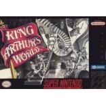 Super Nintendo King Arthur's World (Cartridge Only) - SNES
