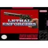 Super Nintendo Lethal Enforcers (Cartridge Only) - SNES