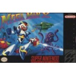 Super Nintendo Mega Man X - SNES Megaman X - Game Only