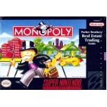 Super Nintendo Monopoly (Cartridge Only) - SNES