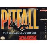 Super Nintendo Pitfall: The Mayan Adventure (Cartridge Only) - SNES