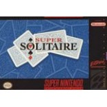 Super Nintendo Super Solitaire (Cartridge Only) - SNES